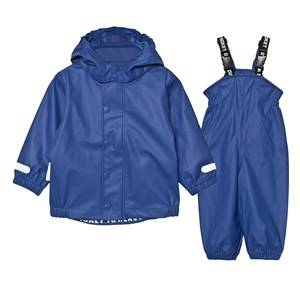 Ticket to heaven Boys Clothing sets Blue Rubber Rain Set True Blue