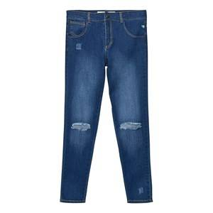 The BRAND Unisex Private Label Bottoms Blue Classic Denims Stonewashed Blue