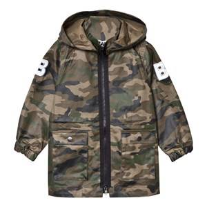 The BRAND Unisex Private Label Coats and jackets Green Big Parka Camo