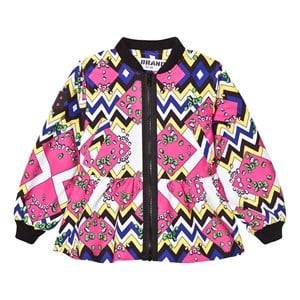 The BRAND Girls Private Label Coats and jackets Pink Crazy Peplum Multi Color