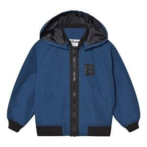 The BRAND Unisex Coats and jackets Blue Multi Jacket Blue