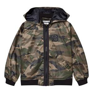 The BRAND Unisex Private Label Coats and jackets Green Multi Jacket Camo