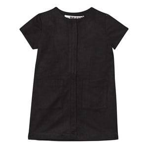 The BRAND Girls Private Label Dresses Black Denim Dress Black Suede