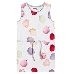 Molo Girls Dresses Multi Candy Dress Ice Scoops