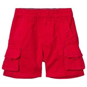 Little Marc Jacobs Boys Shorts Red Red Cargo Shorts