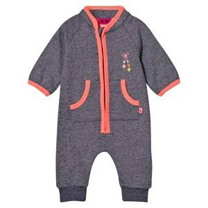 Me Too Unisex All in ones Orange Kin 264 Onesie Bright Coral