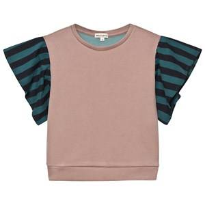 Wolf & Rita Girls Jumpers and knitwear Pink Mercedes Top Pink