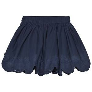Molo Girls Skirts Blue Billie Skirt Casino Blue