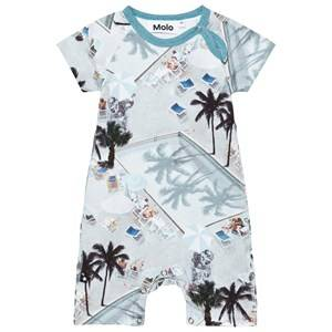 Molo Unisex All in ones Multi Felton Babysuits Swimmingpools