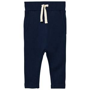Mini A Ture Unisex Bottoms Navy Heini Pants Mood Indigo
