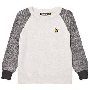 Scott Lyle & Scott Boys Jumpers and knitwear Grey Vintage Grey Heather Knitted Jumper