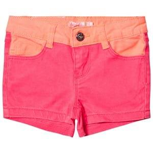 Billieblush Girls Shorts Pink Hot Pink Denim Shorts