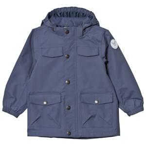 Wheat Boys Coats and jackets Blue Vigge Jacket Blue