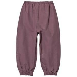Wheat Girls Bottoms Purple Robin Rain Pants Lavender