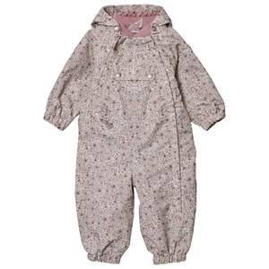 Wheat Unisex Coveralls Grey Frankie Coverall Ivory