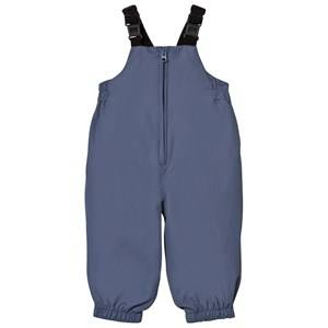 Wheat Boys Bottoms Blue Robin Rain Overalls Blue