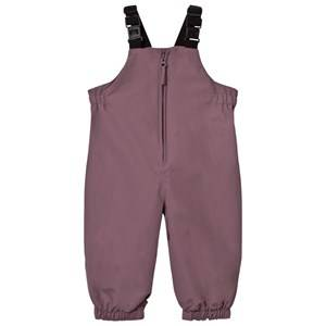 Wheat Girls Bottoms Purple Robin Overalls Lavender