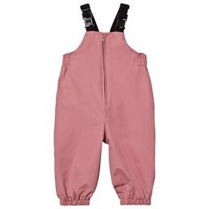 Wheat Girls Bottoms Orange Robin Rain Overalls Peach Rose