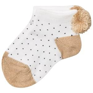 Emile et Ida Girls Underwear White Socks Or