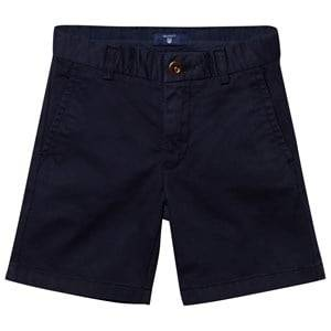 Gant Boys Shorts Navy Navy Chino Shorts