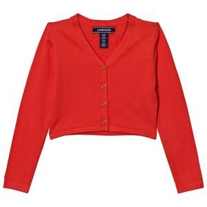 Lands End Girls Jumpers and knitwear Orange Orange Sophie Cardigan