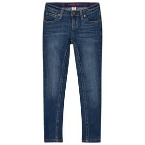 Lands End Girls Bottoms Blue Blue Skinny Jeans