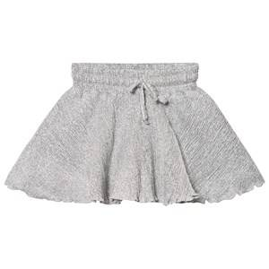 Kiss How To Kiss A Frog Girls Skirts Silver Wind Skirt Silver