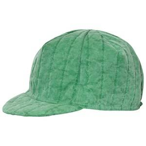 Bobo Choses Unisex Headwear Green Padded Cycling Cap Green Mint