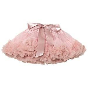 DOLLY by Le Petit Tom Girls Skirts Pink Isabella Pink Pettiskirt Rose And Dusty Pink