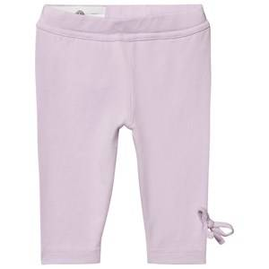 Kiss How To Kiss A Frog Girls Bottoms Purple Slim Legging Baby Lilac
