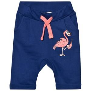 Tao&friends; Unisex Bottoms Blue Flamingon Sweatpants Marine