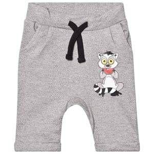 Tao&friends; Unisex Bottoms Grey Lemuren Sweatpants Grey