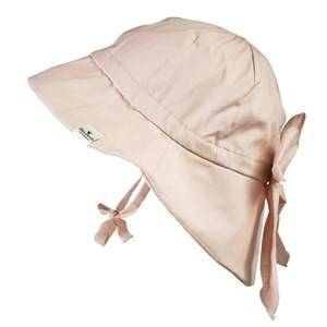 Elodie Details Girls Headwear Pink Sun Hat - Powder Pink