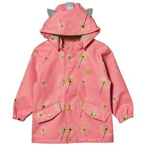 Kattnakken Unisex Coats and jackets Red Rain Jacket Blow Strawberry Red