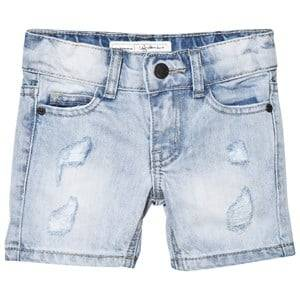 I Dig Denim Unisex Shorts Blue Denton Shorts Light Blue