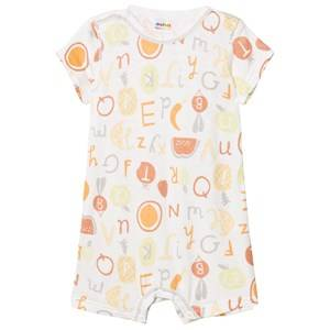 Joha Unisex All in ones Multi Romper Tutti Frutti