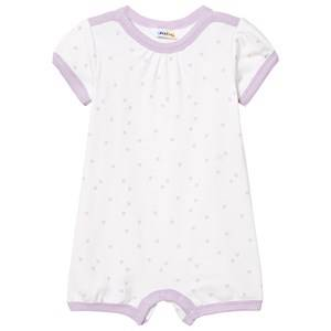 Joha Girls All in ones Pink Romper Mini Star Lilac