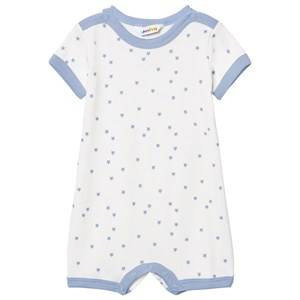Joha Boys All in ones Blue Romper Mini Star Blue