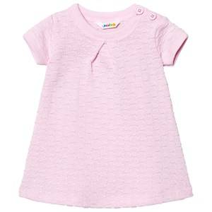 Joha Girls Dresses Red Knit Dress Light Pink