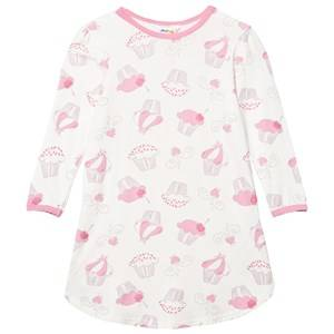 Joha Girls Nightwear Pink Nightgown Cup Cake