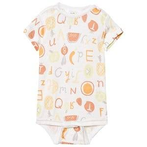 Joha Unisex All in ones Multi Short Sleeve Baby Body Tutti Frutti