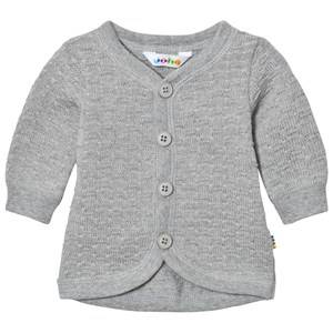 Joha Unisex Jumpers and knitwear Grey Cardigan Silver Melange