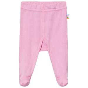 Joha Girls Bottoms Pink Footed Leggings Rosa
