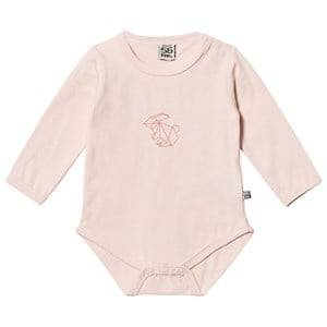 Pippi Girls All in ones Pink Baby Body Shell