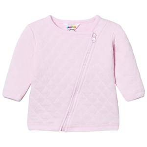 Joha Unisex Jumpers and knitwear Red Cardigan Light Pink