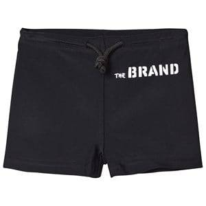 The BRAND Boys Private Label Swimwear and coverups Black Swim Shorts Black