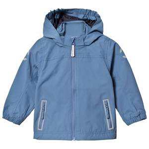 Mikk-Line Boys Coats and jackets Blue Nylon Solid Jacket Dark Blue