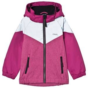 Lindberg Girls Coats and jackets Purple Billdal Jacket Deep Orchid