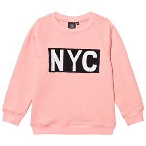 Petit by Sofie Schnoor Girls Jumpers and knitwear Orange Sweater Nyc Peach