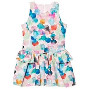 No Added Sugar Girls Dresses Multi Multi Spot Neoprene Dress